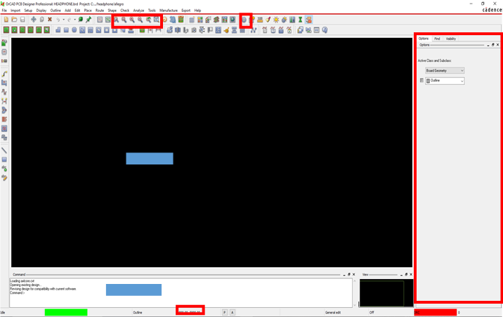 OrCAD Tutorial Physical Layout - Parallel Systems
